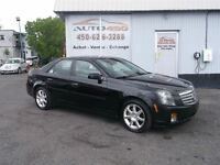 2004 Cadillac CTS CUIR, TOIT, MAGS
