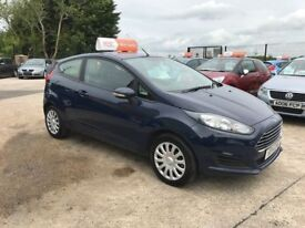 Late 2014 Ford Fiesta 1.25 Style 3 Door **Full History** (FINANCE AND WARRANTY) (corsa,polo,clio)