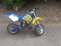 HUSQVARNA HUSKY BOY 50CC CHILD'S MOTOCROSS
