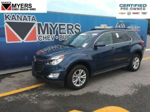 2016 Chevrolet Equinox ALL WHEEL DRIVE, NAVIGATION, SUNROOF, HEA