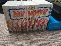 How my body works, books, complete set