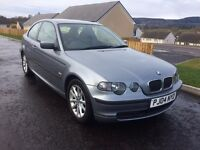 BMW 316TI ES COMPACT - GREAT CONDITION - ONE PREVIOUS OWNER