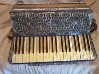 Rare Hohner Tango IV accordion