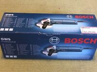 Bosch professional Angle Grinder 110V Brand New in Box