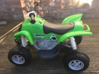 Child's Battery Quad Avigo Renegade