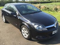 Showroom example Oct 2006 Vauxhall Astra Sport Hatch 1.6 16v SXI 3DR 6MTH warranty 1yrs mot