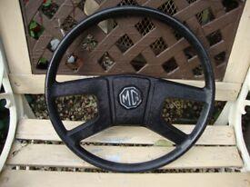 MGB.. MGBGT.. MGBGTV8.. MG MIDGET, Original,Steering Wheel.
