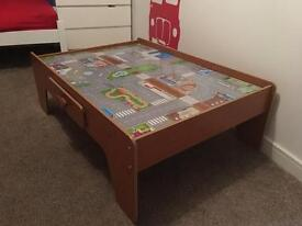 Train table (Big City Early Learning Centre)