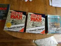 Images of war magazine collection