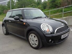 2009 MINI ONE HATCH, AUTOMATIC PETROL ,FULL SERVICE HISTORY, 2 KEYS, HPI CLEAR,3 MONTHS WARRANTY