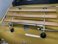 MGB Roadster Boot Rack
