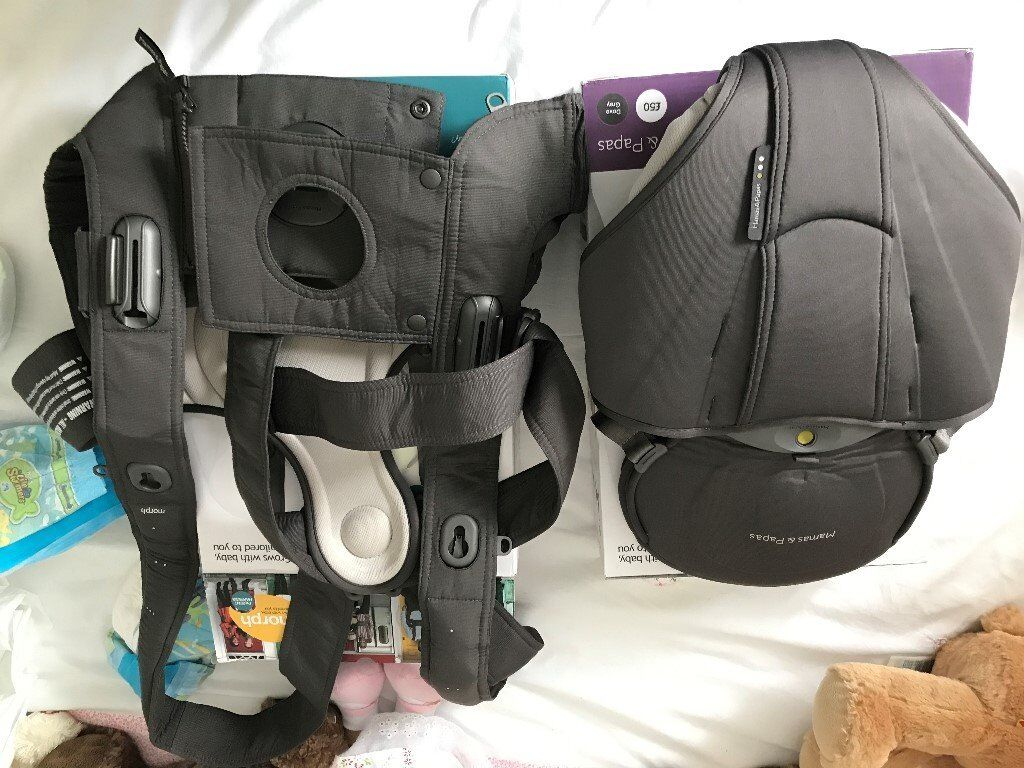 Mamas And Papas Morph Baby Carrier