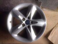 ford focus zetec alloy