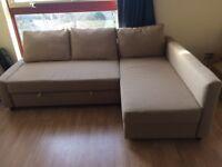 L - Shaped Sofa Bed