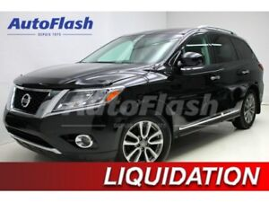 2016 Nissan Pathfinder SL Tech-Pkg *Navi *Camera *Cuir/Leather *