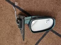HONDA CIVIC 1997-2000 5 DOOR NEARSIDE PASSENGERS LEFT ELECTRIC POWER WING MIRROR