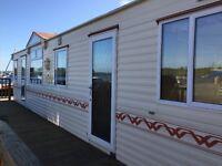 Willerby Static Caravan, 6 berth,