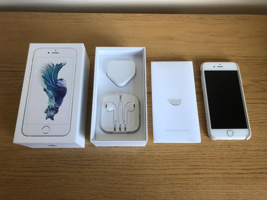 iPhone 6s 64gb Unlocked (Mint Condition)