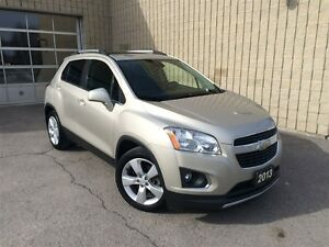 2013 Chevrolet Trax LTZ**1.4L**TURBO**