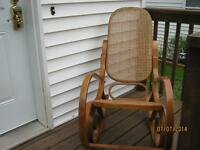 Reduced Classic Rocking Chair