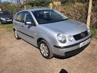 Volkswagen polo 2003 1.2patrol for sale