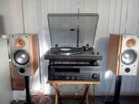 HIFI Vinyl Set Up