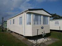 6 Berth Caravan to let at Winthorpe, Skegness