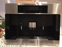 Miele Built-in Coffee Machine Model CVA4080