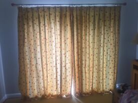 Pinch pleat curtains for sale