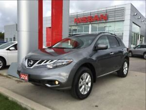 2014 Nissan Murano SL, Memory Seats, Bluetooth, Backup camera
