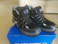 Brand new safety shoes, size 11 (EUR 46)