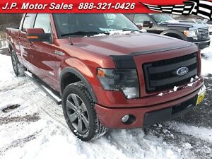 2014 Ford F-150 FX4, Crew Cab, Automatic, Navigation, Leather, B