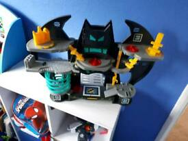Bat cave and accessories