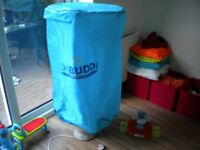 JML DRI BUDDI Electric Clothes Dryer. Only used twice!! As New