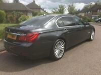 BMW 730LD LWB TV Tuner & Rear Multimedia Pack
