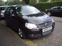 2009 Volkswagen Polo 1.4 TDI SE 80 **46000 MILES** 5 Door Hatch- £30 Roadtax - **FINANCE AVAILABLE**
