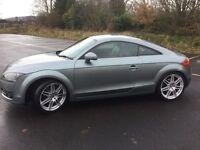 Audi TT 2.0 TFSI - Grey - 200 bhp - Petrol
