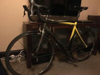Road bike Giant spare parts or to be fixed