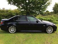 BMW 5 Series 525d M Sport Saloon