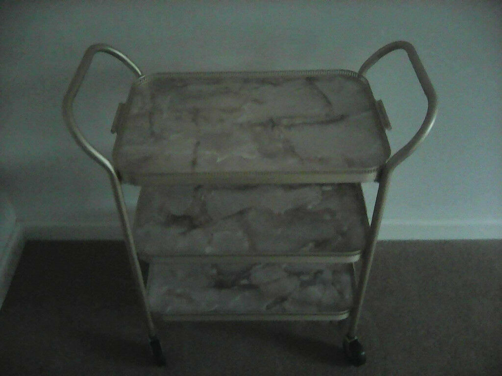 Kaymet Tea Trolley