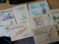 Original John Player Albums of cigarette cards