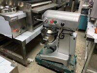 COMMERCIAL CATERING KITCHEN 10 LT FOOD DOUGH MIXER TAKE AWAY PIZZA BAKERY SHOP