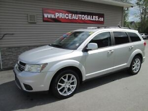 2012 Dodge Journey CREW - HEATED SEATS - SUNROOF - REMOTE START!