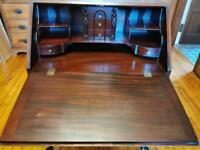 Vintage writing bureau