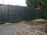 Storage container to rent Nr Cheltenham
