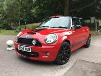 2006 56 Mini Cooper S 1.6 turbo jcw works decals. Low mileage fsh. STUNNING !!! Px