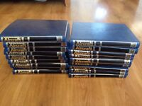 Illustrated Encyclopedia of Aircraft magazines Vol 1-216 in 18 binders