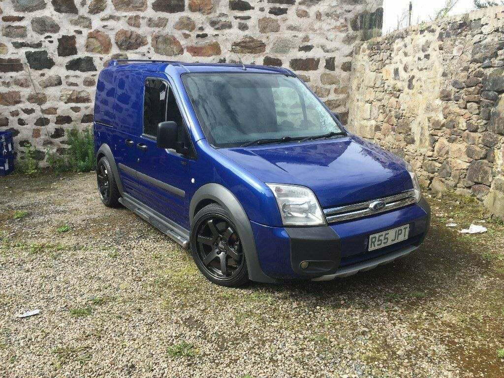 Ford Transit Connect Sport Genuine '58 plate' modified ...