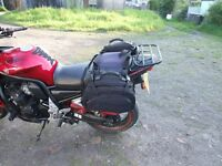 Motorcycle Panniers by Moto Detail