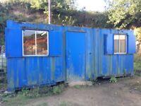 20ft X 8ft Anti Vandal Site Office